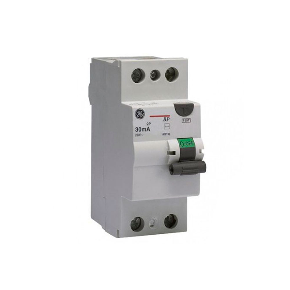 Interruptor Diferencial Bipolar 80A - General Electric
