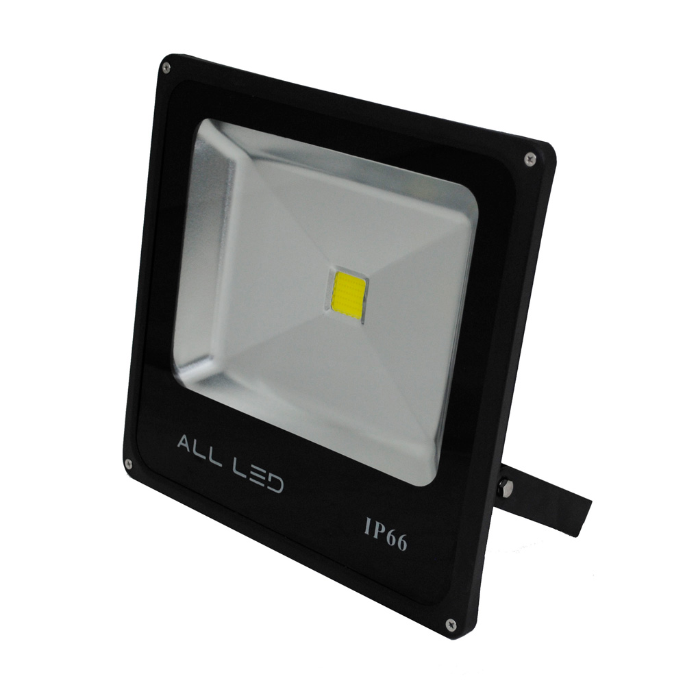 Refletor LED 50W Biv 6000K IP66 - All LED