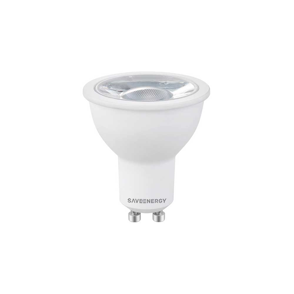 Lâmpada Led Dicróica 4,8W Bivolt Luz Neutra - Save Energy Led