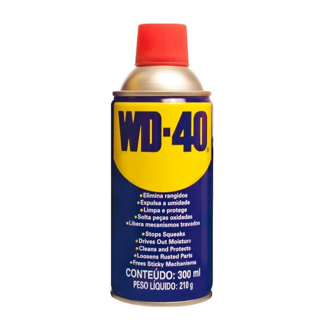 Spray Lubrificante 300ml - WD
