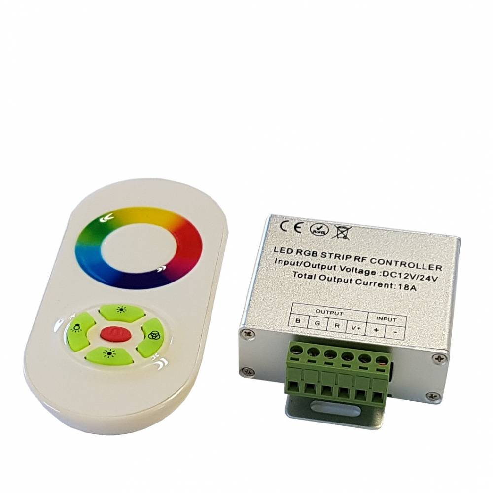 Controle Remoto Rgb - 9002 - Iluctron